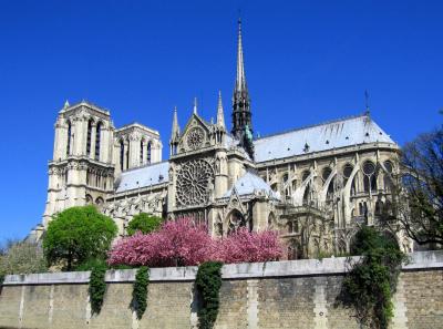 Франция – идеальная страна для романтических путешествий